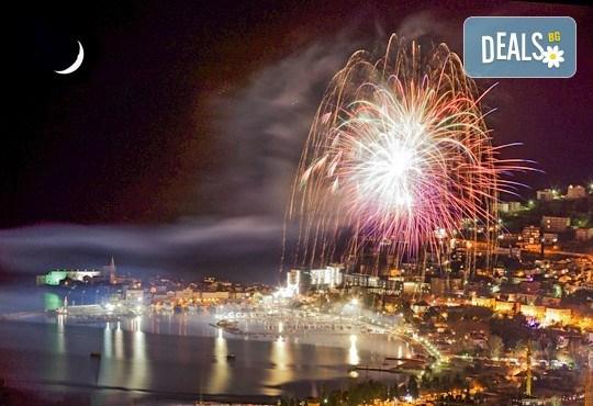 Нова година 2019 на брега на Черногорската ривиера! 4 нощувки cъс закуски и 3 вечери в Magnolia 4*, транспорт, водач и целодневна екскурзия до Дубровник - Снимка 1