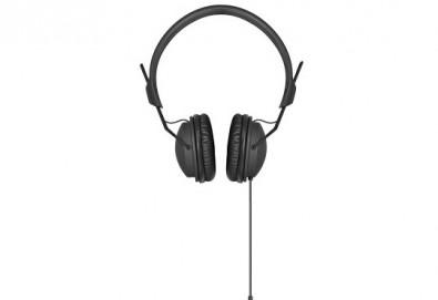 Изгодно и качествено! Подарете си леки и елегантни черни слушалки XQISIT! - Снимка