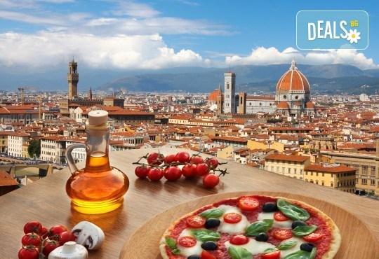 Самолетна екскурзия до Флоренция на дата по избор! 4 нощувки със закуски, билет, летищни такси и трансфери! - Снимка 1