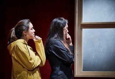 """Гледайте Станка Калчева и Силвия Лулчева в """"Като трохи на прозореца"""" на 18.11. от 19 ч. в Младежки театър, камерна сцена, 1 билет - Снимка"""