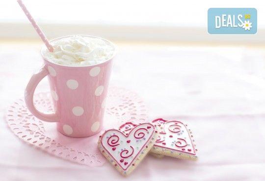 Започнете деня с топъл шоколад и гофрета с топинг, плодове и сладолед в Royal Place Shisha Bar! - Снимка 5