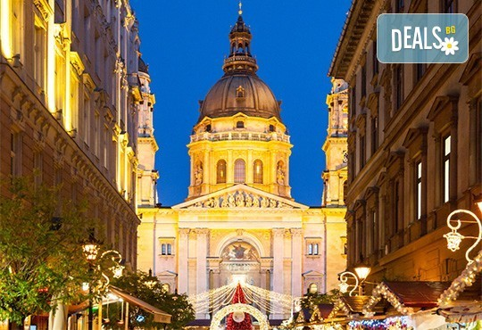 Предколедна екскурзия до Будапеща, Братислава и Виена с Trips2go! 3 нощувки със закуски, транспорт, екскурзовод, панорамни обиколки и Коледен шопинг! - Снимка 1