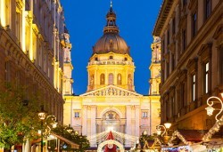 Предколедна екскурзия до Будапеща, Братислава и Виена с Trips2go! 3 нощувки със закуски, транспорт, екскурзовод, панорамни обиколки и Коледен шопинг! - Снимка