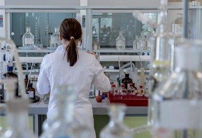 Пакет от изследвания или изследване на показатели по избор - пълна кръвна картина, холестерол, чернодробни показатели, креатин, глюкоза и други в ДКЦ Alexandra Health! - Снимка