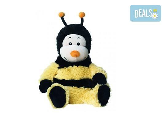 Плюшенa нагряващa се пчеличка от Warmies - Снимка 1