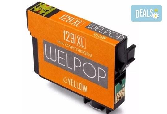 Съвместими глави за принтери Epson - T1291 T1292 T1293 T1294 XL - 129XL от Ай Пи Джи Трейд! - Снимка 3