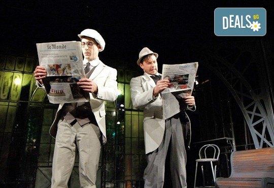 На 29-ти ноември (четвъртък) гледайте Бел Ами с Калин Врачански, Герасим Георгиев-Геро и Луиза Григорова в Малък градски театър Зад канала! - Снимка 7