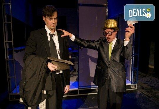 Вечер на комедията с Апартаментът на 25-ти ноември (неделя) в Малък градски театър Зад канала! - Снимка 2
