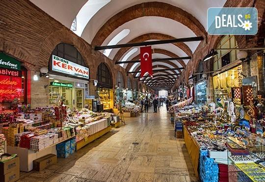 Посрещнете Нова година в Истанбул, Турция! 3 нощувки със закуски в хотел 2/3*, транспорт с дневен преход, бонус посещение на Одрин и нощна автобусна обиколка на Истанбул! - Снимка 8