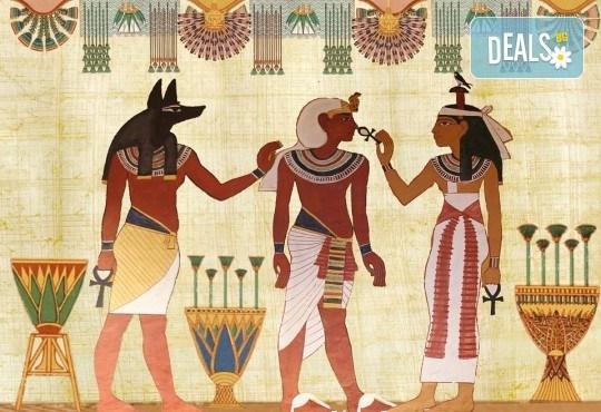 Ранни записвания за екскурзия в Египет през 2019-та! Самолетен билет, летищни такси, трансфери, 4 нощувки All Inclusive в Хургада, 3 нощувки FB на круизен кораб 5*, богата програма - Снимка 5