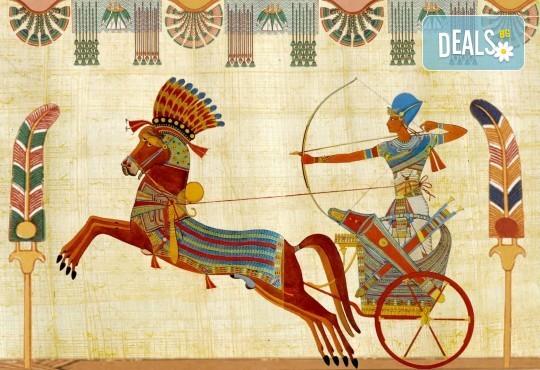 Ранни записвания за екскурзия в Египет през 2019-та! Самолетен билет, летищни такси, трансфери, 4 нощувки All Inclusive в Хургада, 3 нощувки FB на круизен кораб 5*, богата програма - Снимка 4