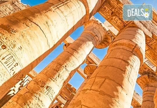Ранни записвания за екскурзия в Египет през 2019-та! Самолетен билет, летищни такси, трансфери, 3 нощувки All Inclusive в Хургада, 4 нощувки FB на круизен кораб 5*, богата програма - Снимка 8