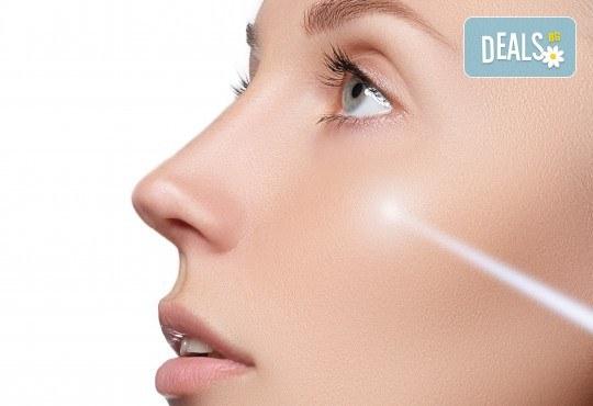 IPL фотоподмладяване - иновативен метод за премахване на бръчки, финни линии, разширени пори и кожни несъвършенства в салон за красота Женско царство в Студентски град! - Снимка 4