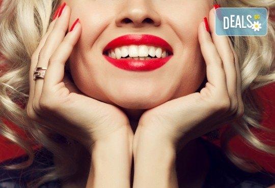 Красиви и дълготрайни цветове с маникюр с гел лак в цвят по избор в салон за красота Айрин! - Снимка 3