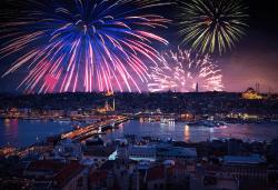 Промо цени за Нова година 2019 в Nida Hotel, Истанбул, с Караджъ Турс! 3 нощувки със закуски, транспорт, пешеходен тур в Истанбул и посещение на Одрин - Снимка