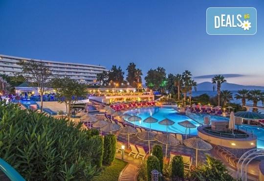 Ранни записвания за лятна почивка през 2019 в Кушадасъ с Тансу Травел! 5 нощувки на база All Inclusive в Хотел Grand Blue Sky 4*, възможност за транспорт - Снимка 3