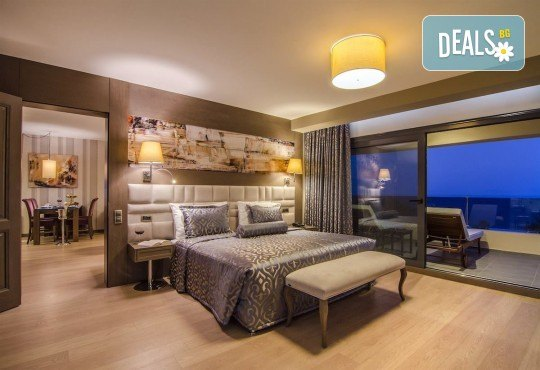 Ранни записвания за лятна почивка през 2019 в Кушадасъ с Тансу Травел! 5 нощувки на база All Inclusive в Хотел Grand Blue Sky 4*, възможност за транспорт - Снимка 4