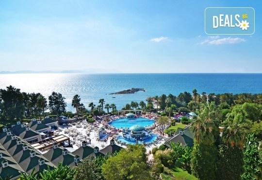 Ранни записвания за лятна почивка през 2019 в Кушадасъ с Тансу Травел! 5 нощувки на база All Inclusive в Хотел Grand Blue Sky 4*, възможност за транспорт - Снимка 15