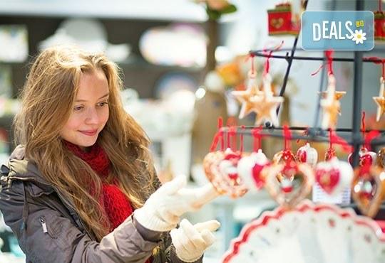 Шопинг уикенд преди Коледа в Одрин и Чорлу: 1 нощувка и закуска, транспорт