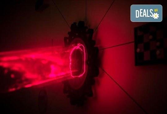 60-минутното приключение от Emergency Escape с играта Направление Неизвестно! Събери отбор, открий мистерията на ключа - Снимка 5