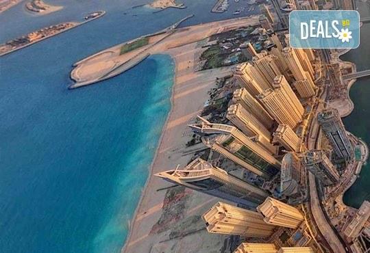 Last minute! Дубай - светът на мечтите, през ноември! 5 нощувки със закуски, самолетен билет, летищни такси, чекиран багаж, трансфери и обзорна обиколка! - Снимка 7