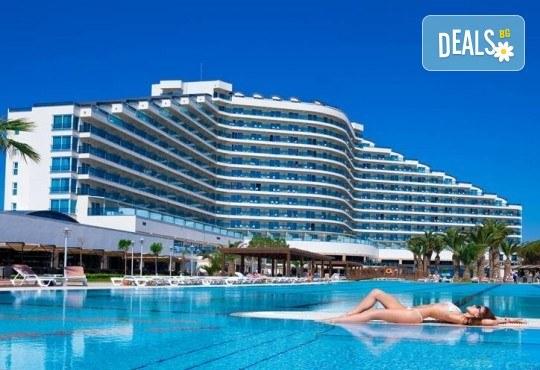 Ранни записвания за почивка през 2019 в Дидим с Тансу Травел! 5 нощувки на база 24ч. All Inclusive в Hotel Venosa Beach Resort SPA 5*, възможност за транспорт - Снимка 1