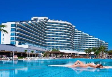Ранни записвания за почивка през 2019 в Дидим с Тансу Травел! 5 нощувки на база 24ч. All Inclusive в Hotel Venosa Beach Resort SPA 5*, възможност за транспорт - Снимка