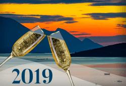 Нова година 2019 в Неум, Босна и Херцеговина! 4 нощувки със закуски и вечери в хотел Stela 3*, собствен транспорт - Снимка