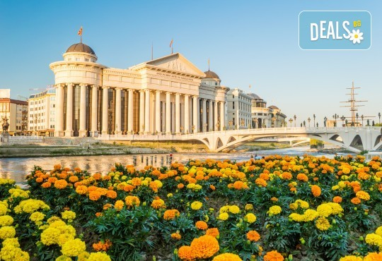 Уикенд екскурзия през ноември до Охрид и Скопие, Македония! 1 нощувка със закуска в Hotel Villa Classic, транспорт, екскурзовод и програма в Охрид и Скопие - Снимка 7