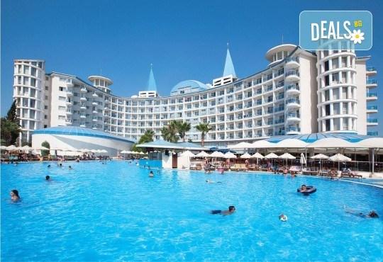 Ранни записвания за почивка 2019 в Дидим с Тансу Травел! 5 нощувки на база 24ч. All Inclusive в Hotel Buyuk Anadolu Didim Resort 5*, възможност за транспорт - Снимка 1