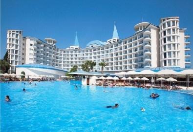 Ранни записвания за почивка 2019 в Дидим с Тансу Травел! 5 нощувки на база 24ч. All Inclusive в Hotel Buyuk Anadolu Didim Resort 5*, възможност за транспорт - Снимка