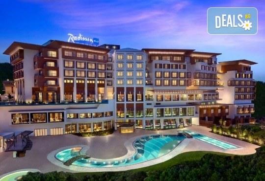 Посрещнете Новата 2019 година в Radisson Blu Conference & Airport Hotel Istanbul в Истанбул! 3 нощувки със закуски и 2 вечери + Новогодишна вечеря с неограничени напитки! - Снимка 6