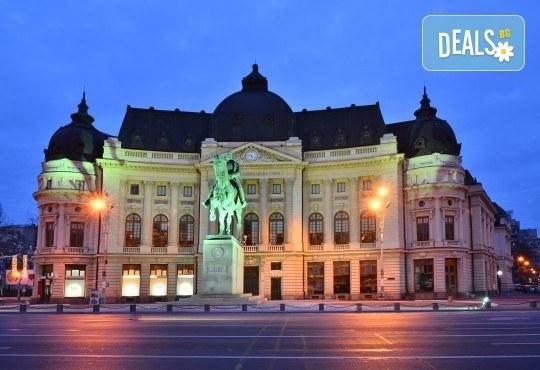 Коледен шопинг в Букурещ, Румъния! 1 нощувка със закуска в хотел 2*/3*, транспорт и водач от Глобус Турс! - Снимка 6
