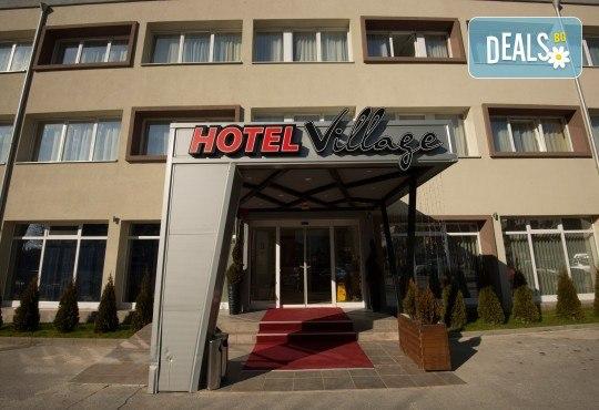 Нова година в Охрид, Македония, с България Травел! 3 нощувки със закуски, 2 вечери с жива музика в Hotel Village 4*, транспорт и посещение на Скопие! - Снимка 9
