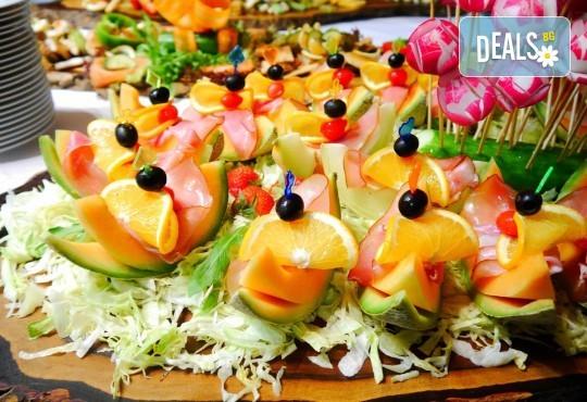 Пълен сет от 180 хапки за едно незабравимо и модерно парти от кулинарна работилница Деличи! - Снимка 3