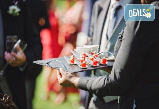 Пълен сет от 180 хапки за едно незабравимо и модерно парти от кулинарна работилница Деличи! - Снимка 2