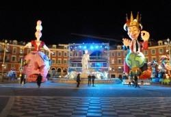 Вижте Карнавалите на Френската ривиера през 2019 с Дари Травел! Самолетен билет, летищни такси, 3 нощувки със закуски в хотел 3*, автобусен транспорт, водач и програма! - Снимка