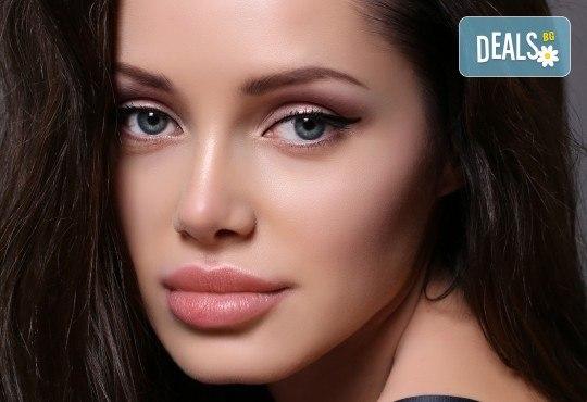 Курс за уголемяване на устни и попълване на бръчки от Курсове-София