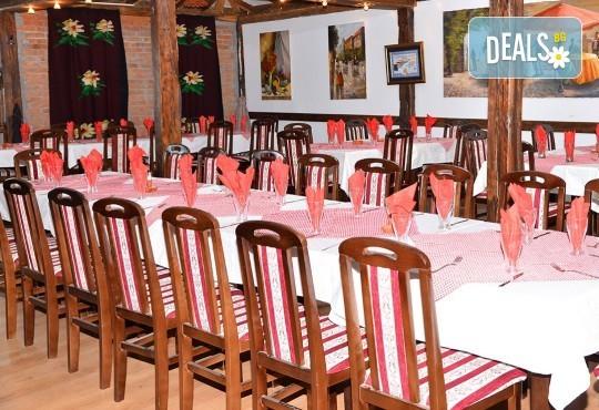 Нова година 2019 в Ниш! 3 нощувки със закуски в хотел Rile Men 3*, празнична Новогодишна вечеря в Etno Kafana Biser, транспорт и водач, със Запрянов Травел - Снимка 10
