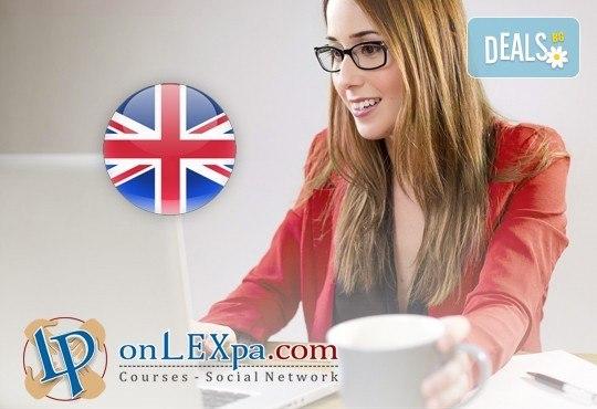Запишете се на онлайн курс по английски език на ниво А1 и А2 или В1, или комбинация от трите, от onlexpa.com! - Снимка 1