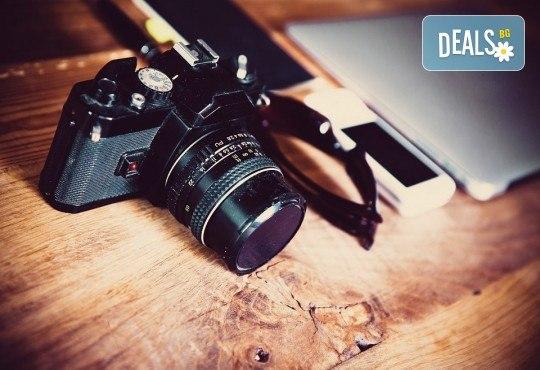 Превърнете хобито си в професия! Онлайн курс по фотография и/или Photoshop от www.onLEXpa.com! - Снимка 1