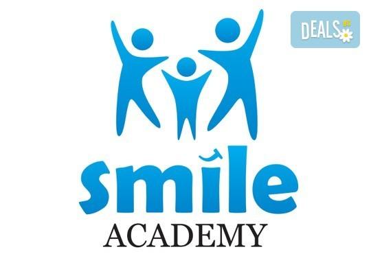 Едномесечен курс по френски език на ниво A1 или Pre-A1 за възрастни + включени учебни материали в Образователна академия Smile! - Снимка 3