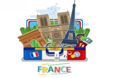 Едномесечен курс по френски език на ниво A1 или Pre-A1 за възрастни + включени учебни материали в Образователна академия Smile! - Снимка