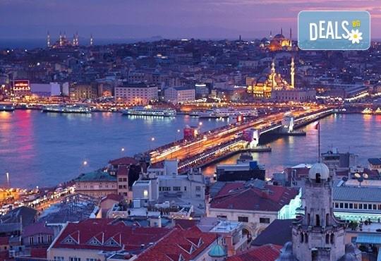 До Истанбул и Одрин, Турция, с Дениз Травел! 2 нощувки със закуски, транспорт и водач, дати по избор до януари 2019г. - Снимка 1