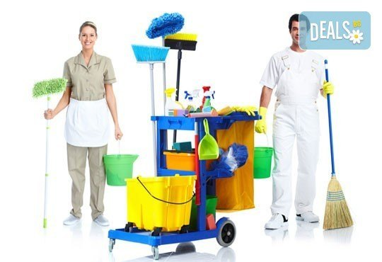 Цялостно почистване на жилища, офиси и други помещения до 80 кв. м., пране на мека мебел, машинно измиване на твърдите подови настилки, от фирма Авитохол! - Снимка 3