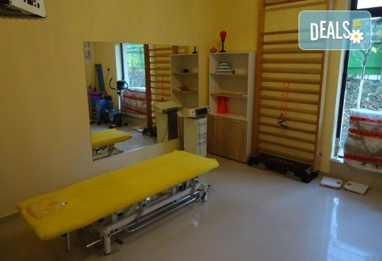 90-минутна комбинирана лечебна процедура срещу мускулно-ставни проблеми, болки и травматични заболявания в RehaSofia! - Снимка 5