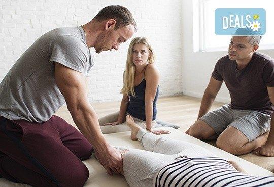 Курс по масаж с квалифициран персонал на първо ниво - 60 учебни часа теория и практика, в RehaSofia! - Снимка 1