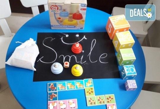 Едномесечен курс за деца по немски, френски или руски език на ниво Pre-A1 в Образователна академия Smile! - Снимка 11