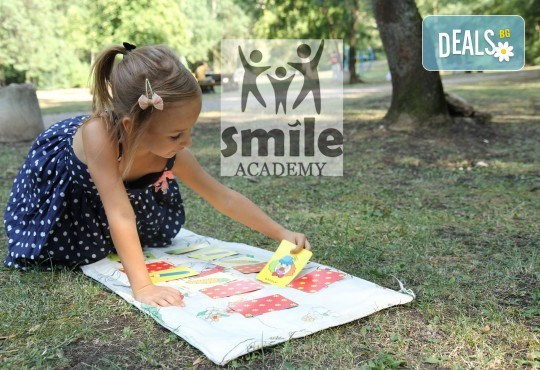 Едномесечен курс за деца по немски, френски или руски език на ниво Pre-A1 в Образователна академия Smile! - Снимка 7