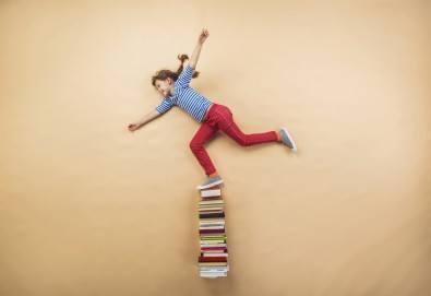 Едномесечен курс за деца по немски, френски или руски език на ниво Pre-A1 в Образователна академия Smile! - Снимка